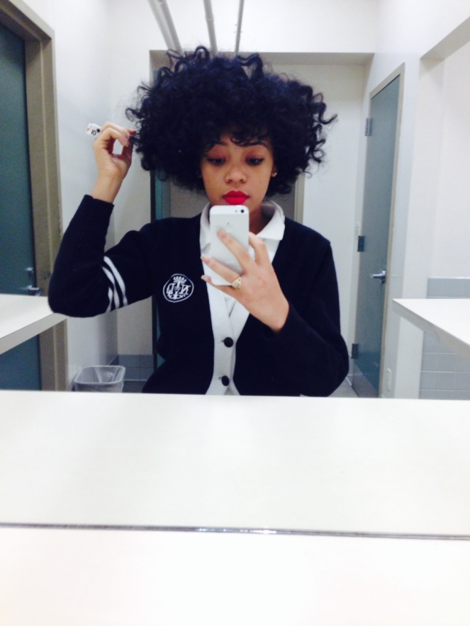 Results of regular Bantu Knot-out